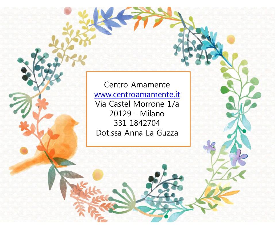 CENTRO DSA ACCREDITATO AMAMENTE MILANO