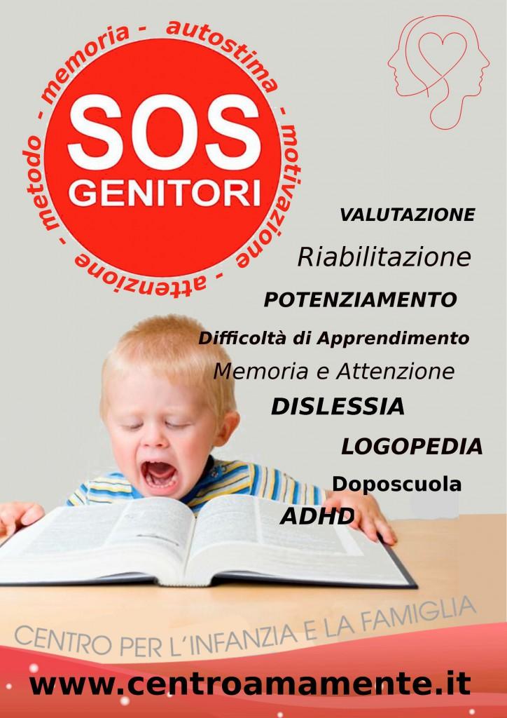 Doposcuola specialistico Dislessia bambini