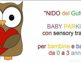 Nido del gufetto Nido con Baby training a Milano