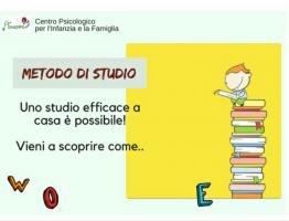 Disturbi dell'apprendimento :sostegno metodo di studio.