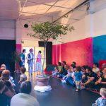 TEATRO in fasce per bambini Milano