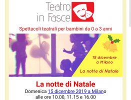 Attuvità natalizie Milano