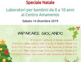 Attività natalizie per bambini Milano